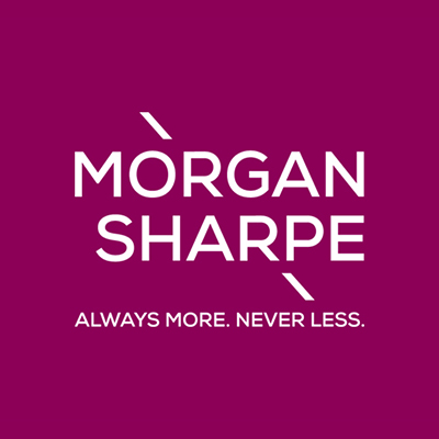 Morgan Sharpe Rebrand