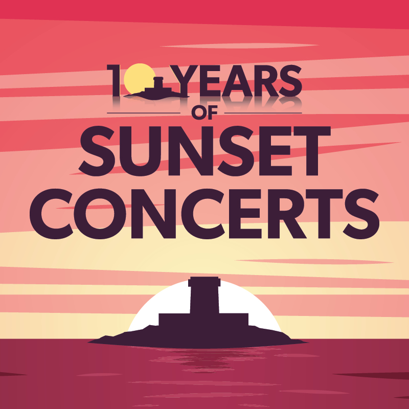 Ashburton Sunset Concerts 10 Year Anniversary
