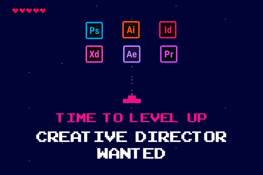 Director Creative Wanted